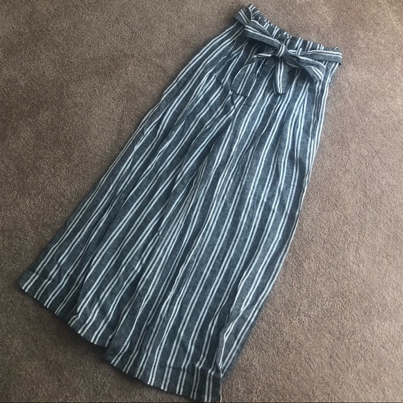 Who What Wear Pants - NWT Who What Wear | Striped Pants